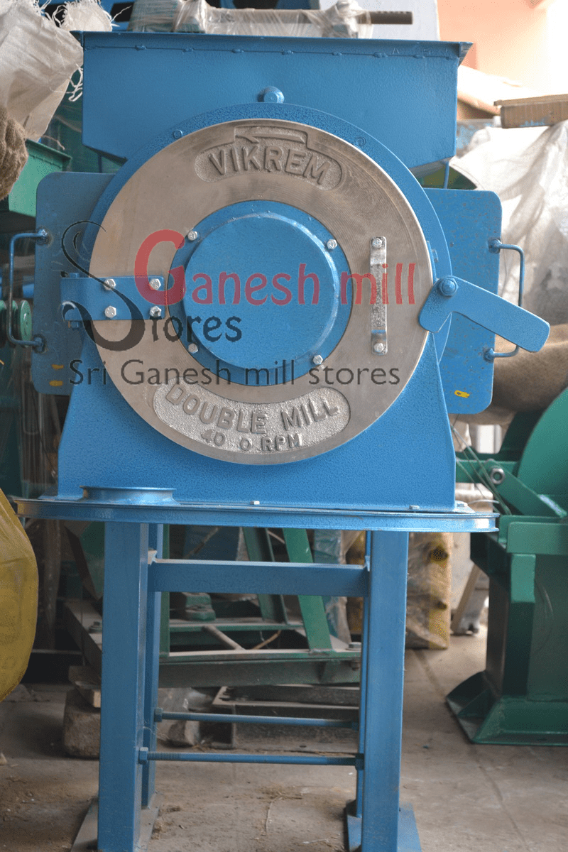 Vikrem Double Cutting Pulverizer for flour mills, coimbatore